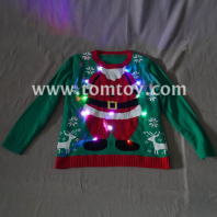 light up christmas sweater tm06224