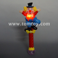 light up clown bubble wand tm04440-rd