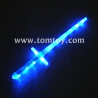 light up cross sword tm151-007-bl
