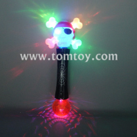 light up crystal ball pirate wand tm012-013