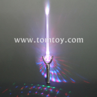 light up crystal disco ball wand tm126-007