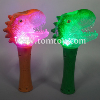 light up dinosaur wand tm06614