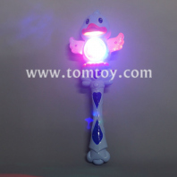 light up duck animal wand tm03079