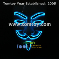 light up el wire mask tm109-022