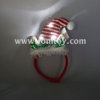 light up elf hat headband tm04685