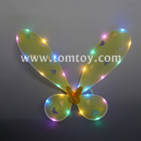 light up fairy butterfly wings tm04644-yl