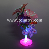 light up flashing lily flower tm03228