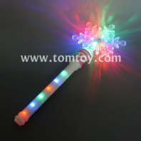 light up frozen snowflake wand tm04273