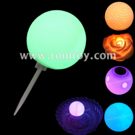 light up garden balls waterproof tm025