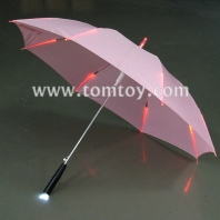 light up golf umbrella with flashlight tm104-006