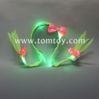 light up hair braid headband tm04144
