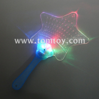 light up handheld fancy fan tm02971