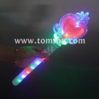 light up heart baton tm06366