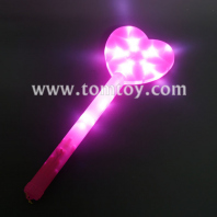 light up heart wand tm04497-pk