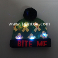 light up holiday snowman hat tm291-005
