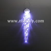 light up icicle ornament tm05130