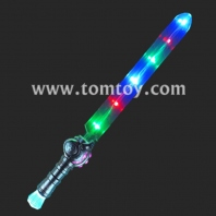 light up laser sabre sword tm02463
