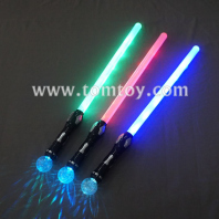 light up laser sword with ball tm02459