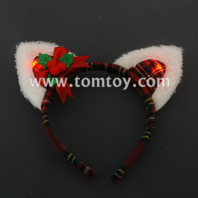 light up led car ears headband tm04555