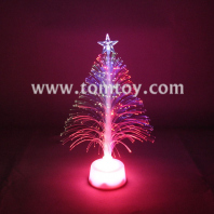 light up led fiber optical christmas tree tm01563