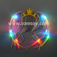 light up led flashing noodles headband princess costume tm01181