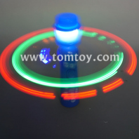 light up led snowman spinning tm04420