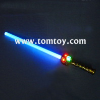 light-up magic ball skull sword tm01592