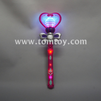 light up magic heart wand tm05618