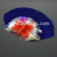 light up mohawk wig tm03058
