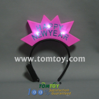 light up new year headbands tm01955