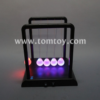 light up newton's cradle tm293-001