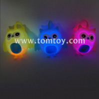 light up owl puffer balls tm02824