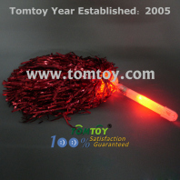 light up pom poms tm013-020-rd