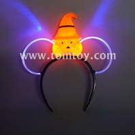light up pumpkin headband tm197-012