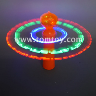 light up pumpkin spinning tm04422