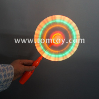 light up rainbow spinning windmill tm052-011-or