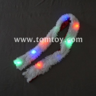 light up scarf tm180-011-rd