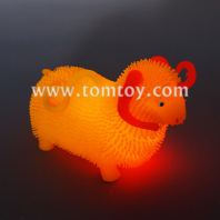 light up sheep chuzzle ball tm02863