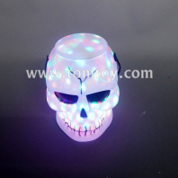 light up skull bucket tm06857