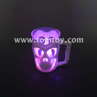 light up skull mug tm04822