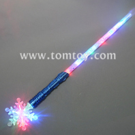light up snowflake sword tm00266