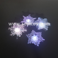 light up snowflake window decoration lights tm05034