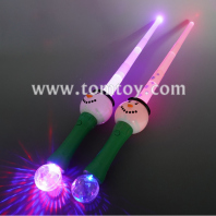 light up snowman extensible sword tm06245