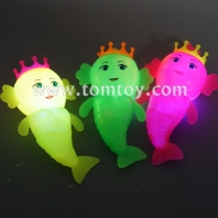 light up soft mermaid tm03491