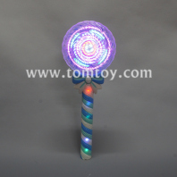 light up spinning lollipop wand tm05469-bl