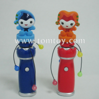light up spinning wand mascot tm00433-mascot