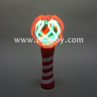 light up spinning windmill wand tm052-068-rd