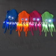 light up squid hat-short version tm02561