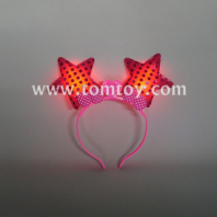 light up star headband tm02736