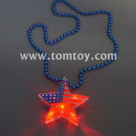 light up star necklace tm03663